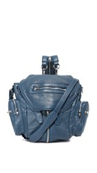 Alexander Wang Mini Marti Backpack Petrol