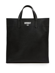 Givenchy Leather Tote Black