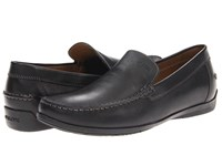 Geox U Simon Black Men's Slip On Shoes