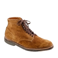 Alden For J.Crew Suede Boots Snuff