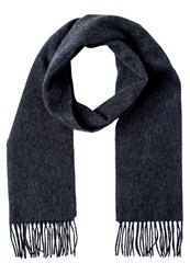 Carhartt Wip Clan Scarf Dark Grey Heather Mottled Dark Grey