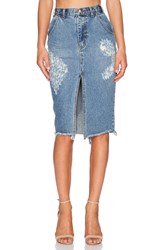 One Teaspoon Cadillac Skirt Pacifica