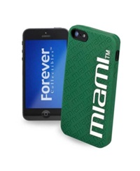 Forever Collectibles Miami Hurricanes Iphone 5 Case