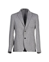 Mario Matteo Mm By Mariomatteo Blazers Grey