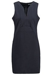 Kiomi Jersey Dress Navy Blazer Dark Blue