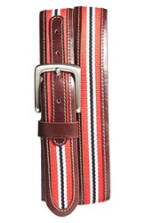 Men's Jack Mason Brand 'Tailgate Texas Tech Red Raiders' Belt