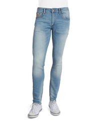 Superdry Tapered Leg Jeans Boxer Bleach