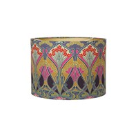 Liberty London Heritage Ianthe Ceiling Lampshade Flower Lasenby