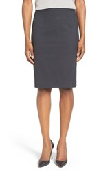 Halogenr Women's Halogen Glen Plaid Stretch Suit Skirt