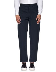 Marc By Marc Jacobs Trousers Casual Trousers Men Dark Blue