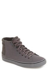 Uggr Men's Ugg 'Hoyt' Waterproof High Top Sneaker Metal