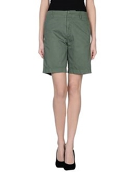 Aspesi Bermudas Military Green