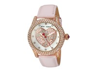 Betsey Johnson Bj00019 75 Crystal Bezel Face Rose Gold Watches