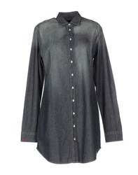 Sun 68 Denim Denim Shirts Women