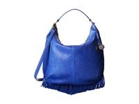 Lucky Brand Bailey Convertible Hobo Surf Blue Hobo Handbags