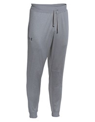 Under Armour Athletic Jogger Pants Grey