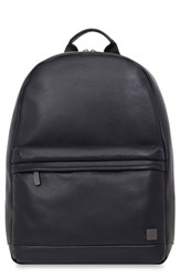Knomo Men's London Barbican Albion Leather Backpack