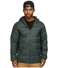 Vans Woodcrest Mountain Edition Jacket Green Gables Men's Coat