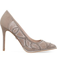 Kg By Kurt Geiger Bindy Courts Taupe