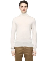 Faconnable Turtleneck Extra Fine Wool Sweater