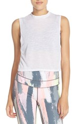 Women's Zella Crop Muscle Tank