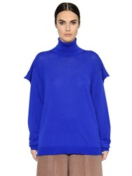 Maison Martin Margiela Turtleneck Wool Knit Sweater