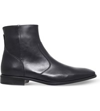Kg By Kurt Geiger Boyce Leather Chelsea Boots Black