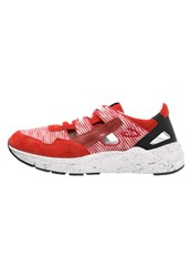 Alberto Guardiani Sport Trainers Red