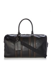 Howick Gold Holdall Black