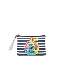 Mary Katrantzou Canvas Pouch