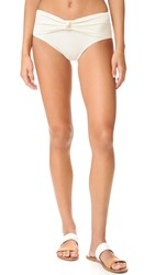 Solid And Striped The Whitney Bikini Bottoms Cream