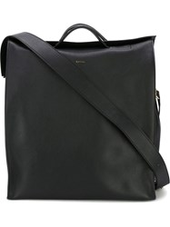 Paul Smith Square Tote Bag Black