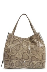 Vince Camuto 'Tina' Leather Tote