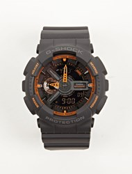 Casio Orange Colour Sport Ga 110Ts 1A2er Watch