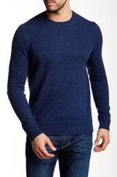 J.Crew Factory Donegal Elbow Patch Sweater Multi