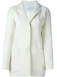 Gianluca Capannolo 'Shelly' Jacket White