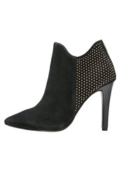Gaudi' Gaudi Voice High Heeled Ankle Boots Black