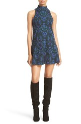 Free People Women's 'Amelia' Knit Drop Waist Shift Dress