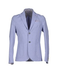 Roberto Pepe Suits And Jackets Blazers Men Lilac