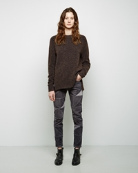 Etoile Isabel Marant Dillon Patchwork Jean Faded Black