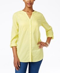 Jm Collection Embroidered Shirt Only At Macy's Indian Mai