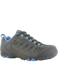 Hi Tec Penrith Waterproof Walking Shoes Grey