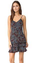 Rebecca Minkoff Ananke Dress Wild Thing Multi