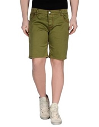 Maison Clochard Bermudas Military Green