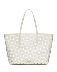 Elizabeth And James Daily Tote White Porcelain