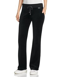 Michael Michael Kors Velour Pants Black
