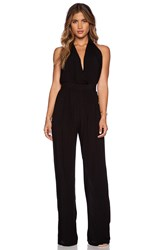 Gypsy 05 Halter Jumpsuit Black