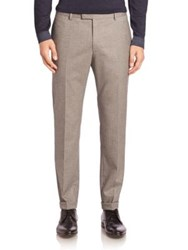 Strellson Skeen Dress Pants Silver