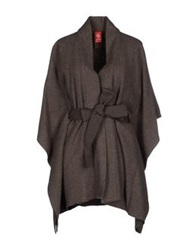 Michelle Windheuser Cardigans Grey