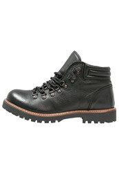 Shoe The Bear Russ Laceup Boots Black